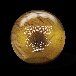 Brunswick Rhino Pro Gold Vintage