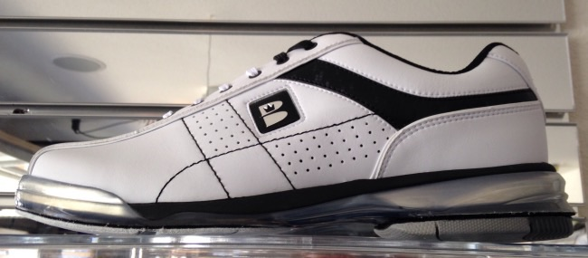 Brunswick TPU-X White/Black